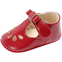 1c2a64856c Zapatos Bebé Primeros Pasos Verano ❤ Amlaiworld Sandalias Recién Nacidas  Suaves Bebé Prewalker Zapatos Zapatos