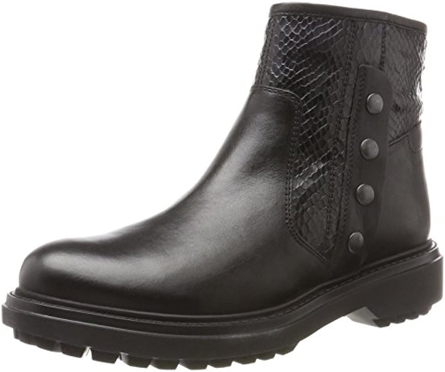 Geox D Asheely FemmeB06Y2S784HParent F, Bottes Motardes FemmeB06Y2S784HParent Asheely a0be6b