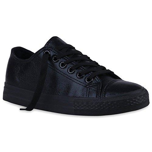 Japado , Sneakers Basses femme Noir - Noir