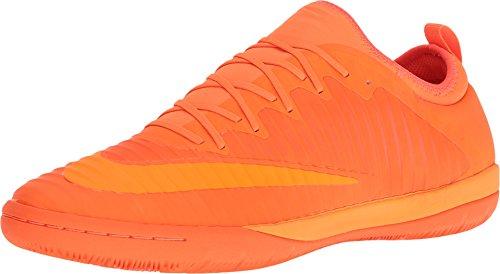 Nike Uomo 831974-888 Scarpe da calcetto indoor arancione Size: 44.5 EU