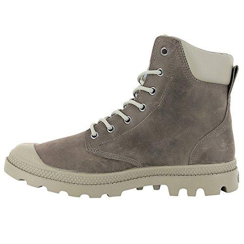 Palladium  Spor Cuf Wplu Leather U,  Stivali uomo Fallen Rock/Brindle