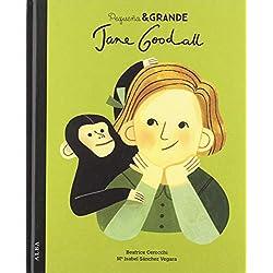 Pequeña & Grande Jane Goodall