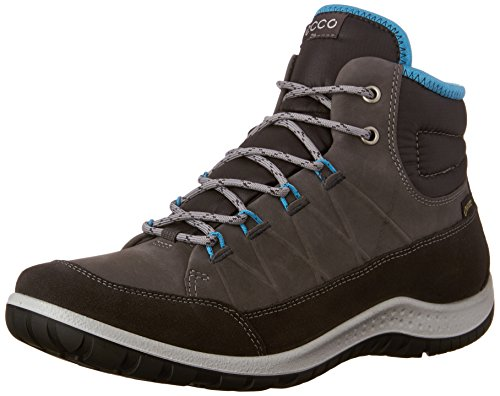 Ecco Damen Aspina 83851357066 Outdoor Fitnessschuhe, Grau (57066moonless/dark Shadow), 39 EU
