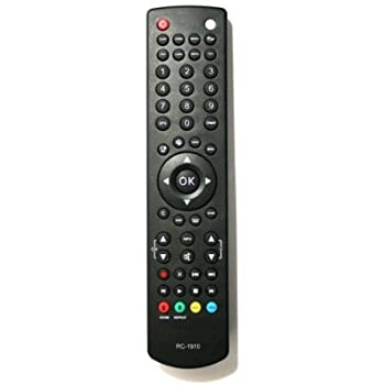 hitachi tv remote. genuine vestal rc1910 tv remote for digihome jmb isis bush celcus finlux hitachi linsar luxor polaroid hitachi tv remote