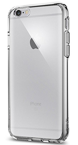 Spigen Ultra Hybrid iPhone 6S Case / iPhone 6 Case with Air Cushioned Drop Protection Clear Case for Apple iPhone 6S / iPhone 6 - Space Crystal