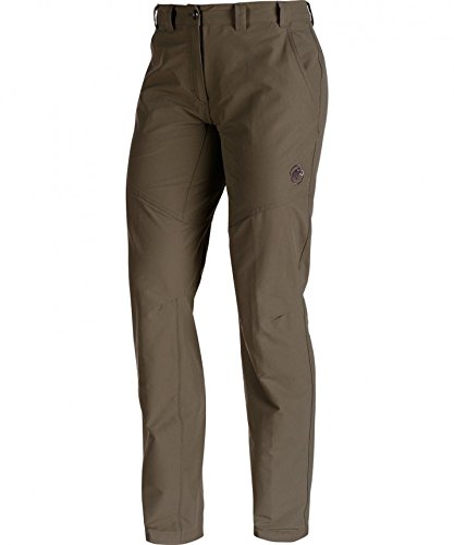 Mammut Hiking Pants Women - Trekkinghose bistre