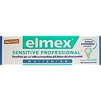 ELMEX Dentifrice Sensibles Professionnel Blanchissant 75 Ml