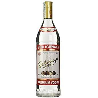 Stolichnaya Stoli Premium Vodka 1L
