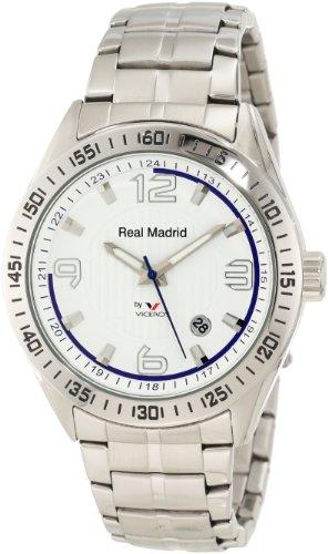 Reloj Viceroy Real Madrid 432839-05 Hombre Blanco
