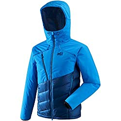 MILLET Elevation Dual Down JKT Herren Daunenjacke M Poseidon/Electric Blue