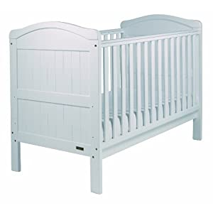 East Coast Country Cot Bed (White) JTYX ★ Convenient and practical: This product allows the baby to exercise, grasp, climb, kick, squat, shake, etc., so that the baby can play easily. ★Removable design: The seat cover is detachable, easy to clean, safe in material and does not fade. Made of solid wood and plush, it is more comfortable and safer. ★Universal silent wheel design: 360° rotation, flexible, no damage to the floor, no noise, suitable for all kinds of road surface, scientific swing, anti-rollover, safer, adjustable safety buckle design, adjustable length, practicality, energy Effectively prevent your baby from falling and getting hurt 9