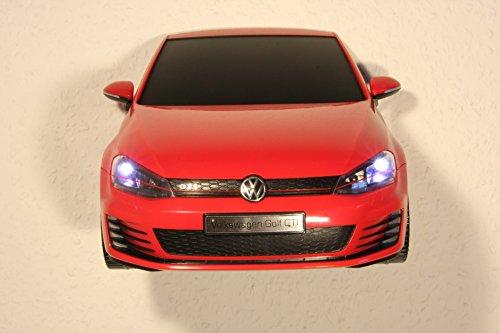 Preisvergleich Produktbild Volkswagen VW Golf GTI 3D Leselampe und Nachtlicht batteriebetrieben (red)