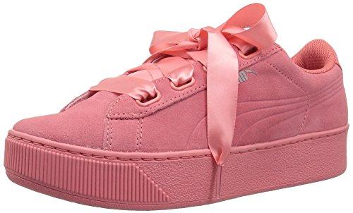 Sneaker Puma Vikky Platform Ribbon S Scarpe Sportive Rosa Donna 36641803 38 EU