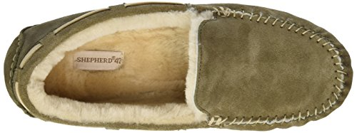Shepherd Steffo Slipper, chaussons d'intérieur homme Braun (Stone 25)