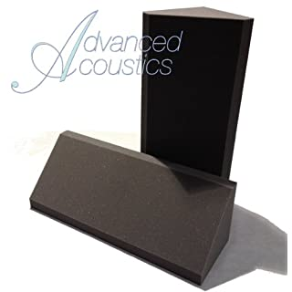 Advanced Acoustics Acoustics Foam Original 3ft Bass Trap BOX OF 2