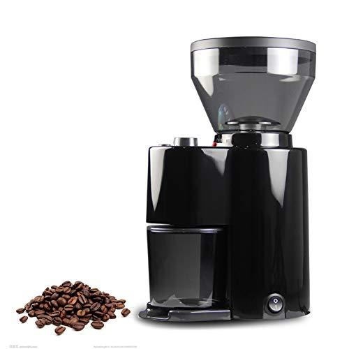 ZUEN Elektrische KaffeemüHle, Automatische Elektrische Grat-KaffeemüHle, Einstellung Der...