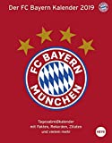 FC Bayern München Tagesabreißkalender - Kalender 2019 -