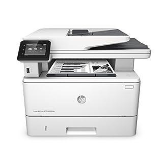 HP LaserJet Pro MFP M426fdw - Impresora láser monocromo (A4, hasta 38 ppm, 750 a 4000 páginas al mes, USB 2.0 alta velocidad, Red Gigabit Ethernet 10/100/1000T, inalámbrica 802.11b/g/n) (B014VY6LD0) | Amazon Products