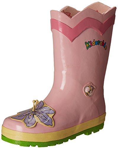 Preisvergleich Produktbild Kidorable Original Gebrandmarkt Gummistiefel, Regen Stiefel Lotus Für Jungen, Mädchen Eu 24