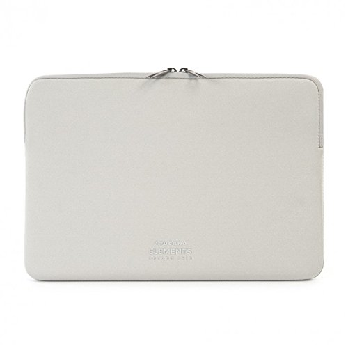 "Tucano custodia per MacBook Air 13"" Elements Second Skin Color Silver"