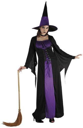 Boland 87273 - Kostüm Lila Hexe, Einheitsgröߟe 36 - (Pokus Hokus Kostüme)