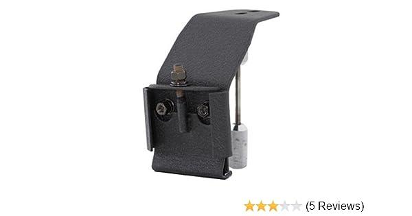 Smittybilt HD-8 Heavy Duty Rain Gutter CL w//Tall Brackets Qty 8 Heavy Duty Rain Gutter CL