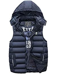 Gilet Giacche cappotti Abbigliamento Amazon 50 e it EUR 100 wpSXXTx4Iq