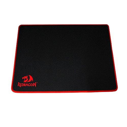 Redragon ARCHELON P002 mouse di gioco, 40 cm x 30cm x 0,3 centimetri eun tuning 40 grammi pesi per Gaming Mouse(L, grande)