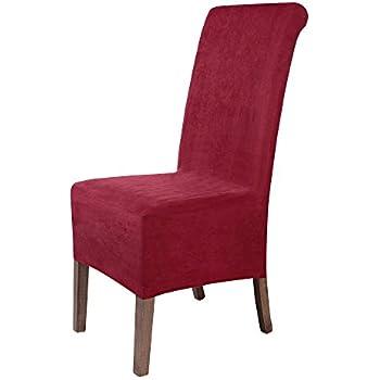 Luna SetChenille chaises 2 de SCHEFFLER Housses Long Home 9WeEDH2IbY