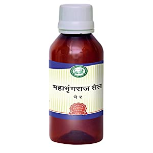 Kamdhenu Mahabhringaraj Taila - 200 ml