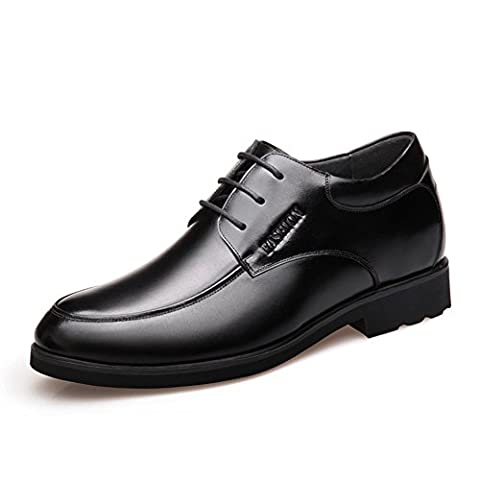 Chaussures hommes dans le supérieur/chaussures habillées d'affaires/chaussures ascenseur-A Longueur du