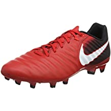 the best attitude 12f8c 7fbfa Nike Tiempo Ligera Iv FG Chaussures de Football Homme