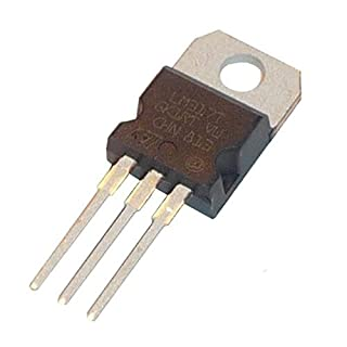 10x Spannungsregler LM317T +1,2...+37V 1,5A TO-220 ; ST-Microelectronics (elpohl)