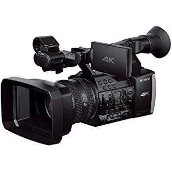 "Sony Handycam FDR-AX1E - Videocámara Full HD 1080p (8.3 Mp, pantalla de 3.5"", zoom óptico 20x, estabilizador óptico, video Full HD), negro"