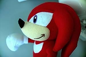 Sonic The Hedgehog Peluche Knuckles 32 cm