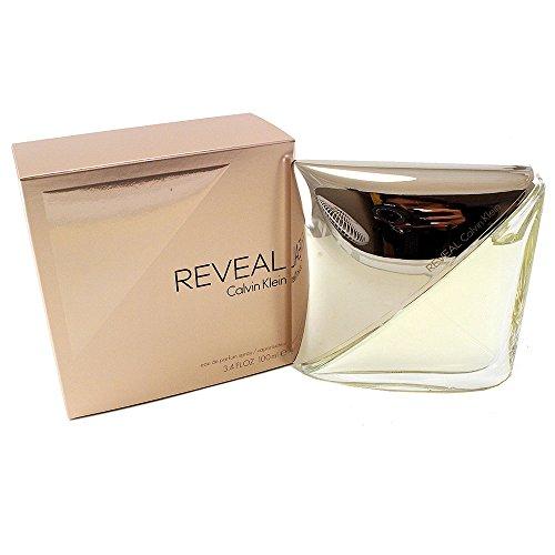 Calvin Klein Reveal femme/woman, Eau de Parfum, Vaporisateur/Spray 100 ml, 1er Pack (1 x 100 ml)