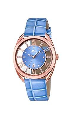 Lotus Reloj de cuarzo para mujer con piel 18226/2 de Lotus