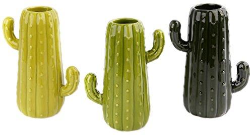 ceramic-cactus-vase-novelty-flower-plant-pen-pot-colour-vary