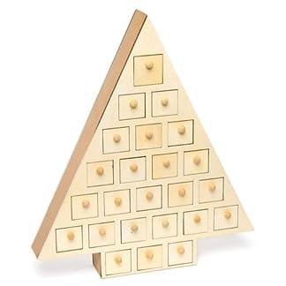 Baker Ross – Calendario de adviento (madera)