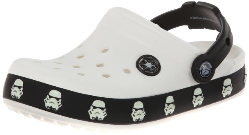 Crocs Star Wars - Zuecos de goma, color Blanco, talla EU 19-21