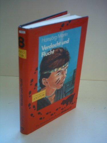 Verdacht und Flucht (Unternehmen JOCOTOBI ; Bd 8)
