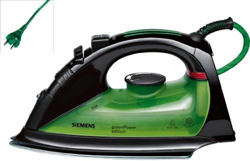 Siemens tb56gp100-Plancha GreenPower, 2400W Max, inoxglissée Suela