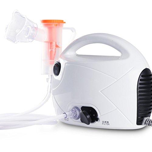 Nebulizador Compresor Healthcare - Relieve Alargamiento
