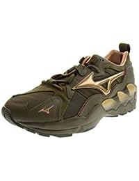 06be165c82b0 MIZUNO 1906 Shoes Men Low Sneakers D1GA192837 Wave Rider 1 Green