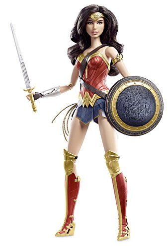 Barbie Mattel DGY05 Batman Verses Superman Wonder Woman, Puppen