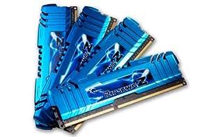 G.Skill Kit Quad 4x4GB PC3-19200 2400MHz C9 F3-19200CL9Q-16GBZMD
