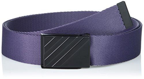 adidas Golf Herren Gürtel Webbing Belt, Herren, Trace Purple, Einheitsgröße (Taylormade Golf-gürtel)