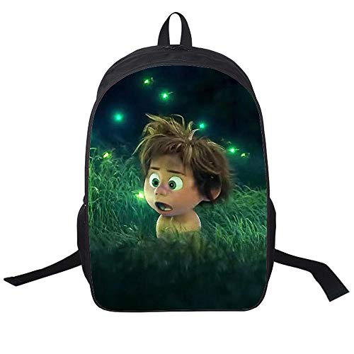 TYYM Backpack Junior Rucksack Für Kinder The Good Dinosaur Schultasche 3D Rucksack H-16.5 - Junior Teen Kostüm