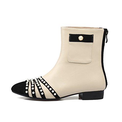 Nine SevenAnkle Boots - Stivali donna apricot