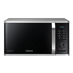 Samsung MG23K3575CK Forno Microonde Grill, 23 Litri, 800 W, Grill 1100 W, Nero 3 spesavip